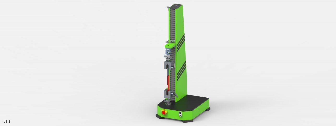 Astm D903 Peel Strength Test Machine 180 Degree Tensomax